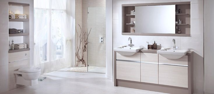 Contemporary New Bathroom