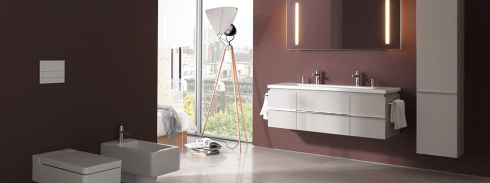 bathroom designer LAUFEN Bathrooms