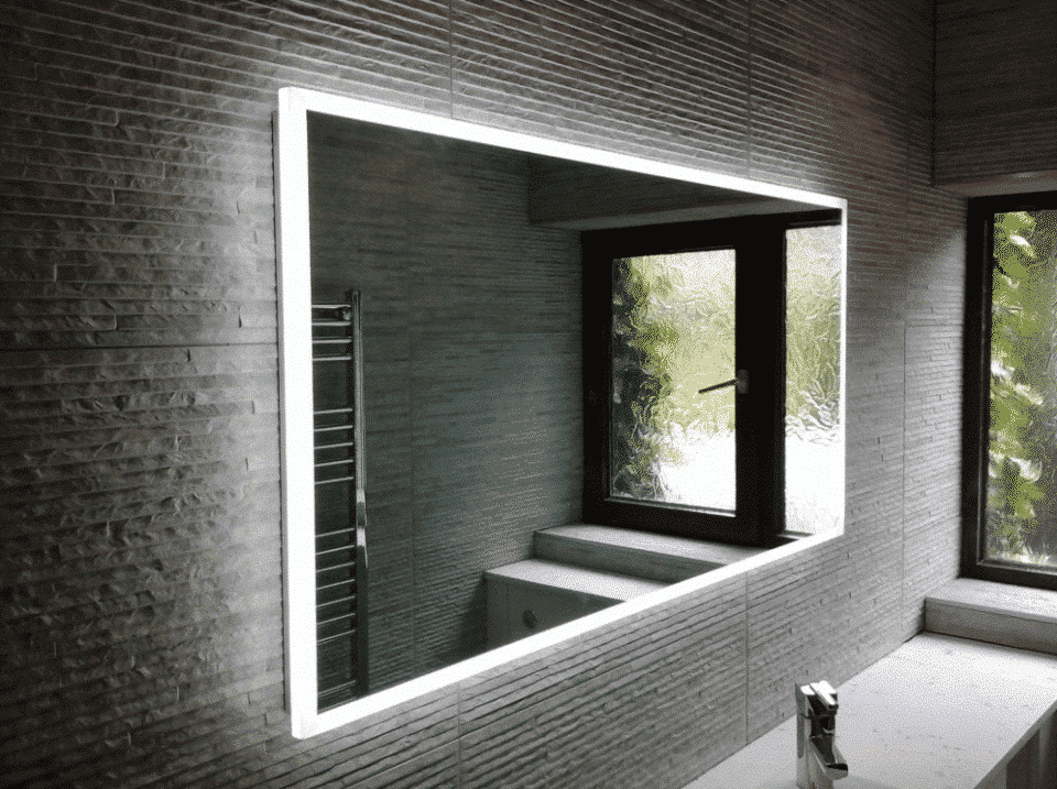 bathroom lighting from Doug Cleghorn Bathrooms
