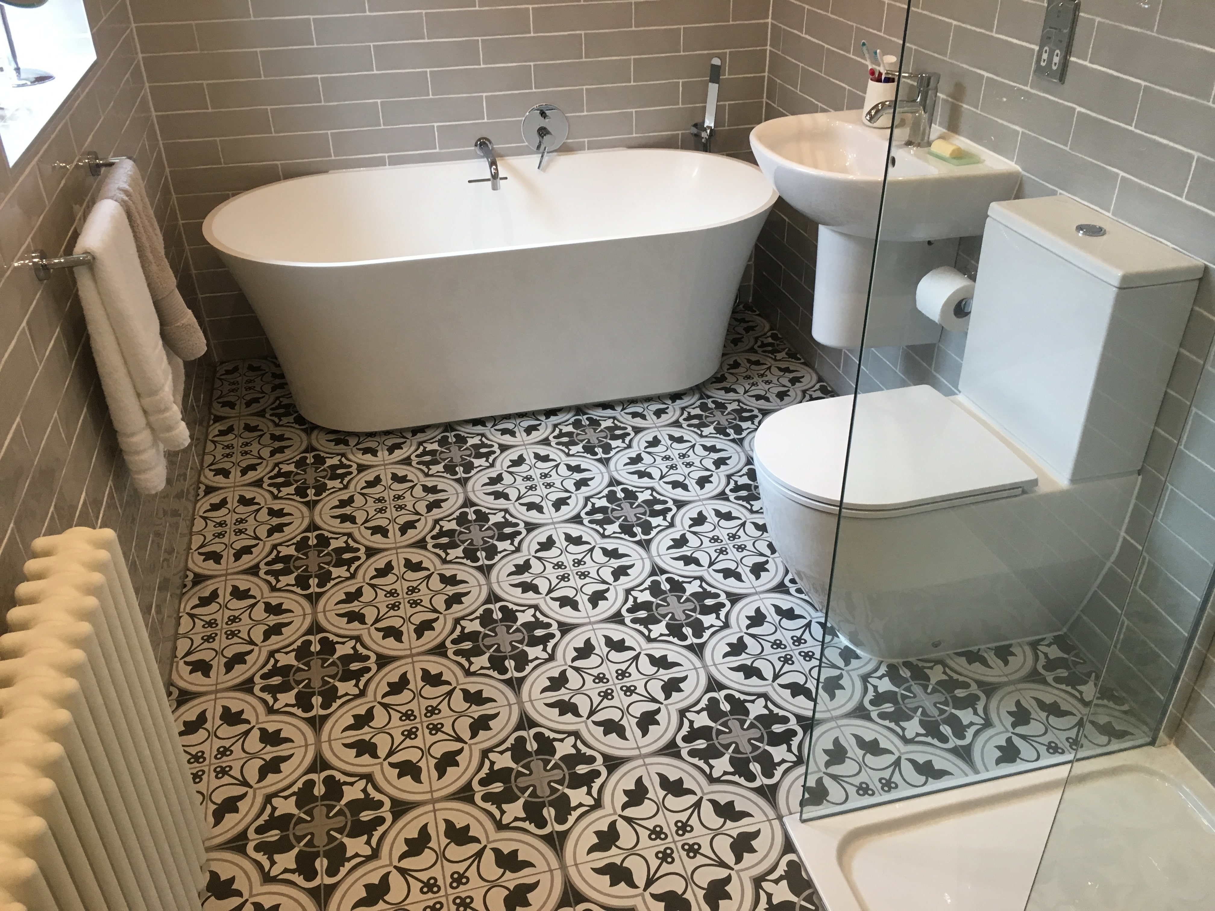 Gallery Of Completed Bathroom Projects From Doug Cleghorn
