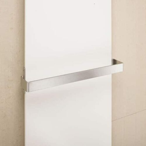 Bisque Arteplano Vertical Additional Towel Rail - Stainless Steel Length 305mm 468002